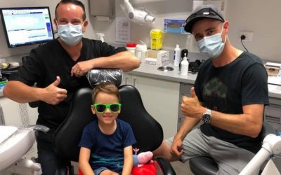 When to take your child to the dentist for the first time and what to expect
